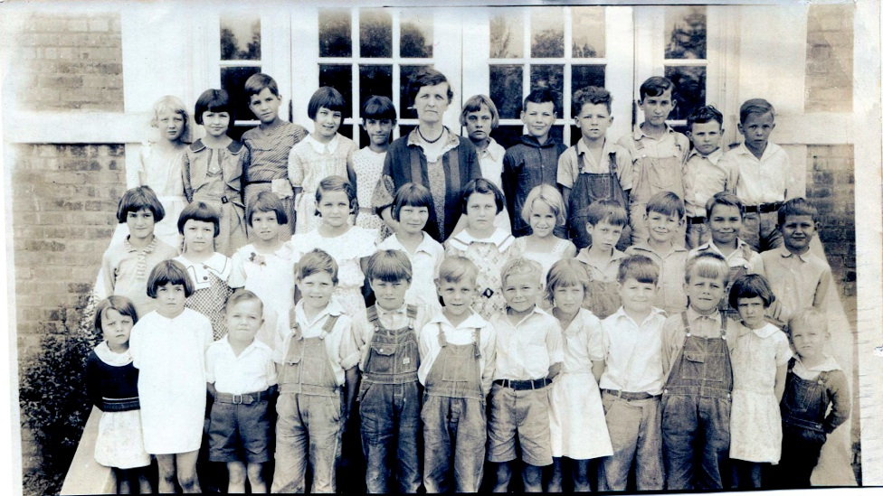 OR4thGradeCClass1935